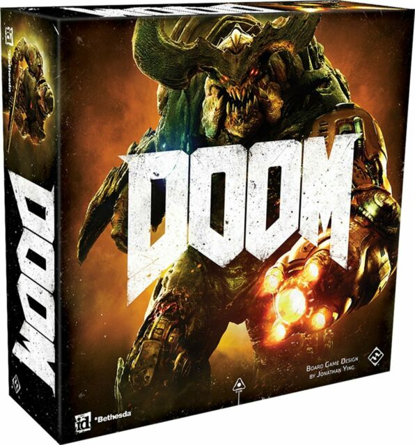 Doom juego de mesa