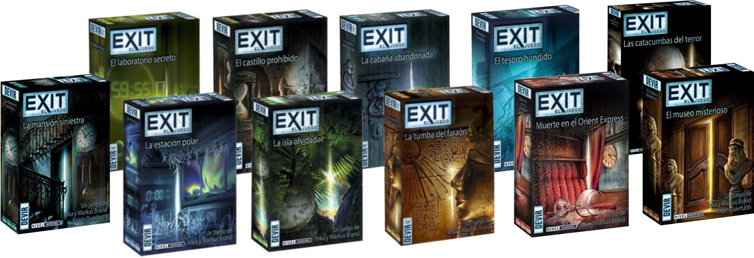 Exit el juego