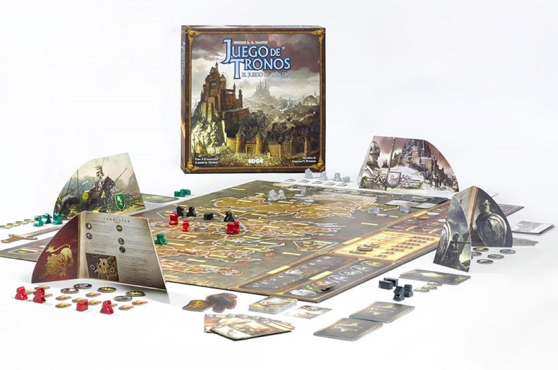 Juego de Tronos el juego de tablero