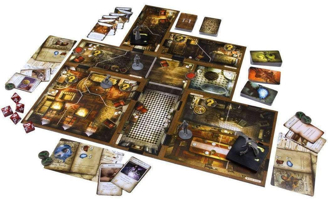 Mansions of Madness 1