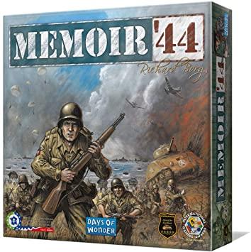 Memoir 44 caja