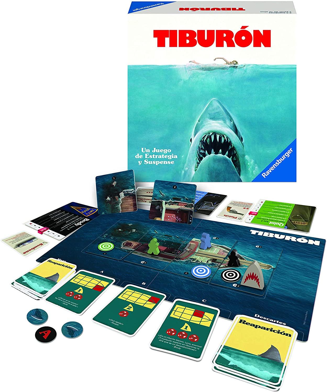 Tiburón juego de mesa