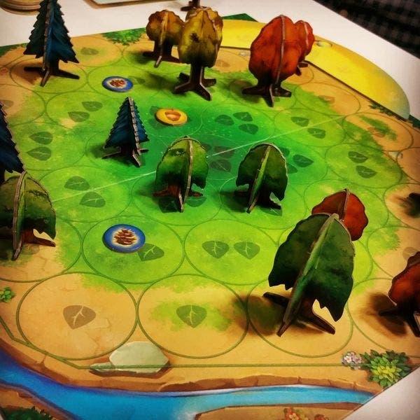 juego de mesa Photosynthesis
